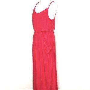 GAP Dresses - GAP beautiful coral pink maxi dress size small EUC